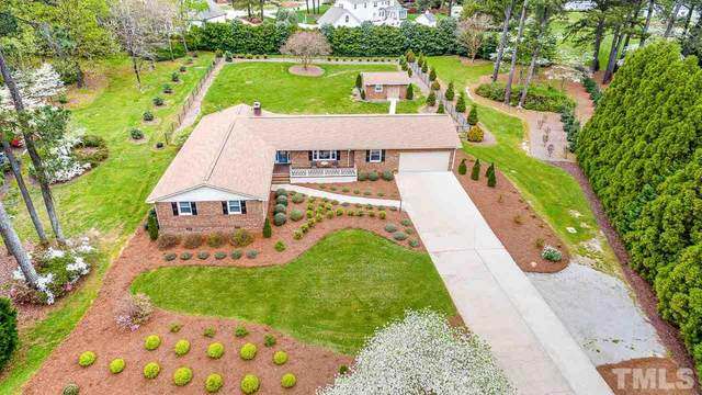 2502 Dunhaven Drive, Garner, NC 27529 (#2310093) :: The Perry Group