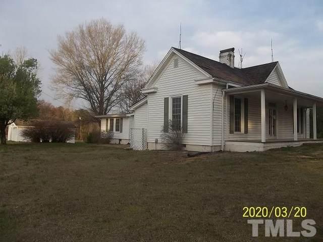 1569 Lawrence Road, Creedmoor, NC 27522 (#2310104) :: Foley Properties & Estates, Co.