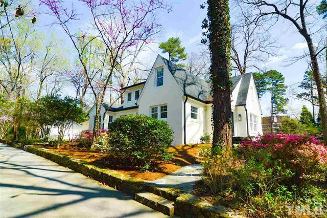 400 Westwood Drive, Chapel Hill, NC 27516 (#2310129) :: Triangle Top Choice Realty, LLC