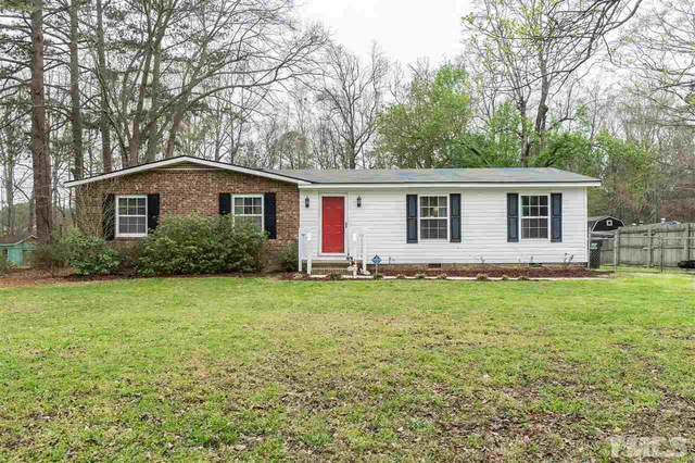 412 Elaine Place, Garner, NC 27529 (#2310139) :: The Perry Group