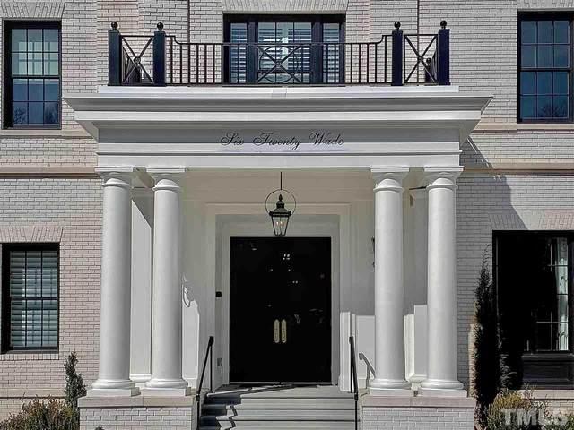 620 Wade Avenue #405, Raleigh, NC 27605 (#2310160) :: Dogwood Properties