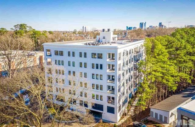 620 Wade Avenue #503, Raleigh, NC 27605 (#2310163) :: Sara Kate Homes