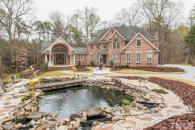 8716 Carriage Tour Lane, Raleigh, NC 27615 (#2310170) :: RE/MAX Real Estate Service