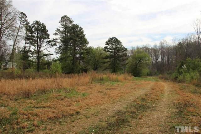 16.73 Acres Nc 157 Highway, Rougemont, NC 27572 (#2310239) :: Dogwood Properties