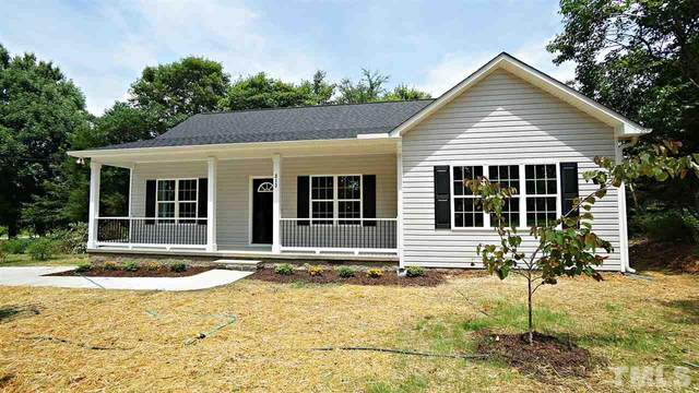 309 Lee Street, Wake Forest, NC 27587 (#2310246) :: Triangle Top Choice Realty, LLC