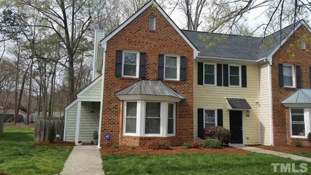 28 Forest Glen Drive #28, Chapel Hill, NC 27517 (#2310247) :: The Perry Group