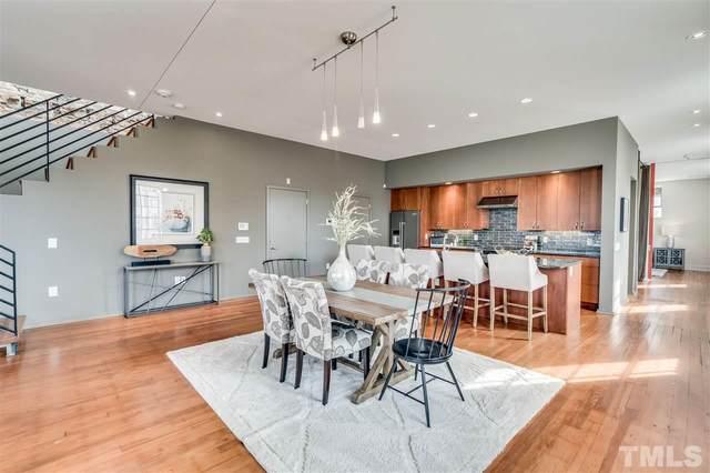 101 Morris Street D, Durham, NC 27701 (#2310253) :: Dogwood Properties
