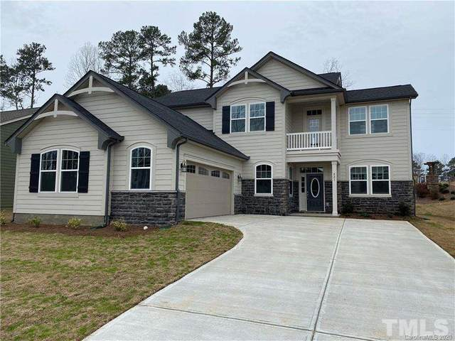 50 Barletta Court #521, Clayton, NC 27527 (#2310275) :: Marti Hampton Team brokered by eXp Realty