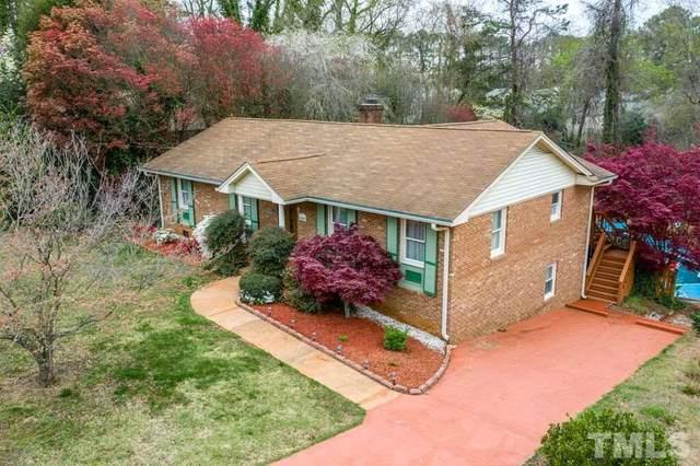 201 Windel Drive, Raleigh, NC 27609 (#2310285) :: Dogwood Properties
