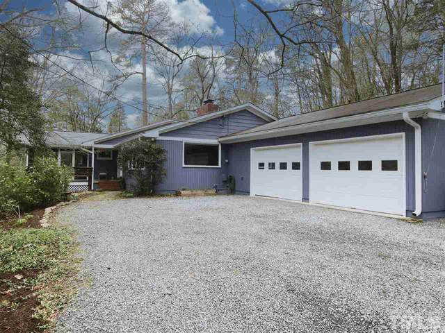 1025 Highland Woods Road, Chapel Hill, NC 27517 (#2310288) :: RE/MAX Real Estate Service