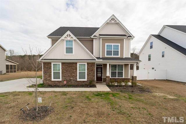 5520 Granite Bluff Court, Knightdale, NC 27545 (#2310289) :: The Jim Allen Group