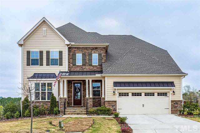 100 Utley Bluffs Drive, Holly Springs, NC 27540 (#2310296) :: Foley Properties & Estates, Co.
