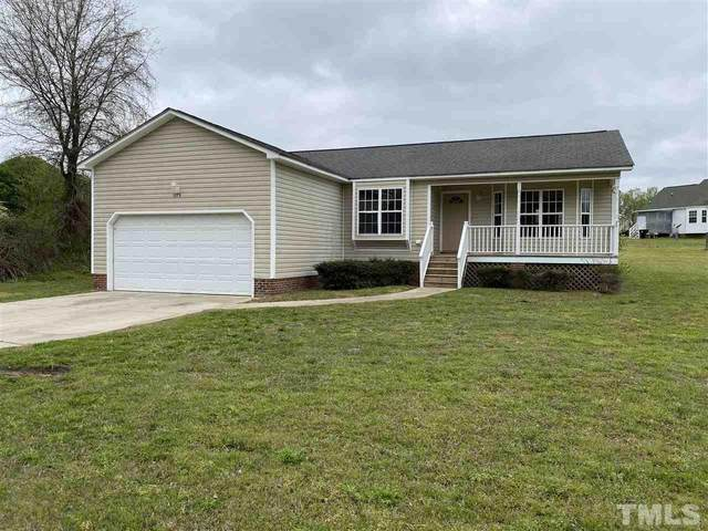 1270 Old School Road, Four Oaks, NC 27524 (#2310297) :: The Perry Group
