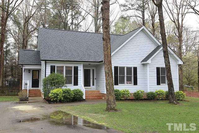 204 Lassiter Farm Road, Raleigh, NC 27603 (#2310300) :: The Perry Group