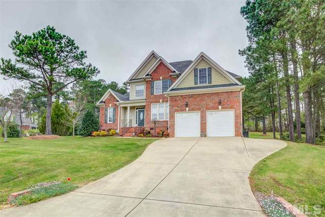 5416 Rolling Field Drive, Garner, NC 27529 (#2310329) :: Foley Properties & Estates, Co.