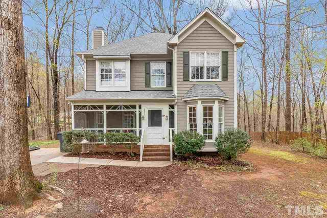 2311 Hardwood Drive, Hillsborough, NC 27278 (#2310345) :: Dogwood Properties