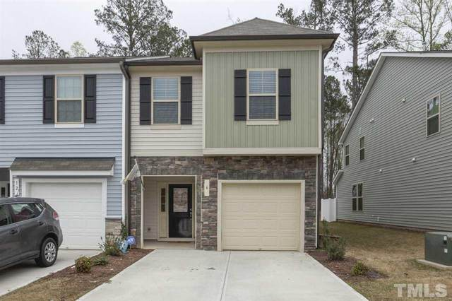 6 E Willow Trace Way #85, Clayton, NC 27527 (#2310350) :: M&J Realty Group