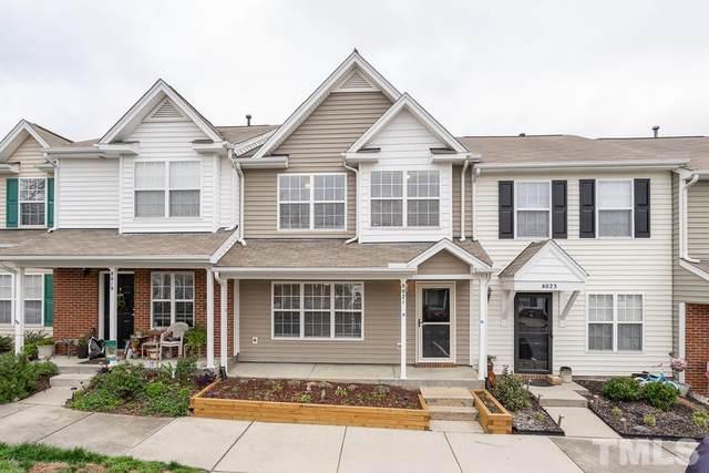 8021 River Gold Lane, Raleigh, NC 27616 (#2310374) :: Dogwood Properties
