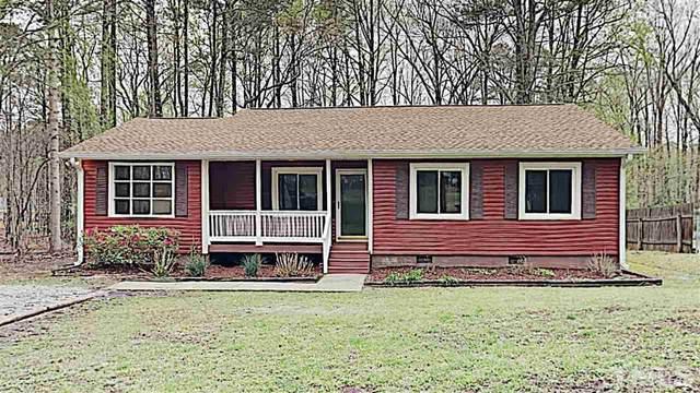 5807 Lillie Drive, Durham, NC 27712 (#2310398) :: RE/MAX Real Estate Service
