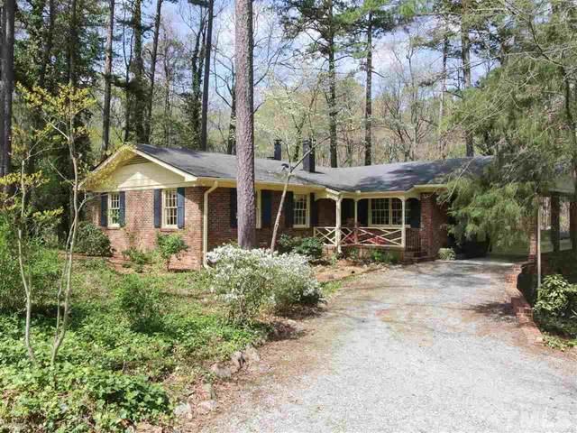 207 Glenhill Lane, Chapel Hill, NC 27514 (#2310400) :: The Jim Allen Group