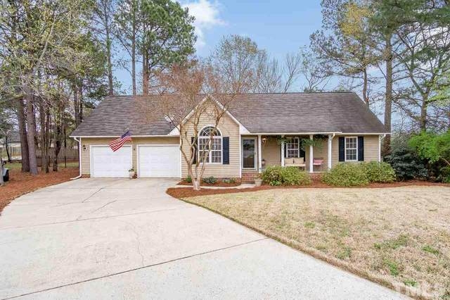 213 Pine Orchard Court, Holly Springs, NC 27540 (#2310439) :: Foley Properties & Estates, Co.