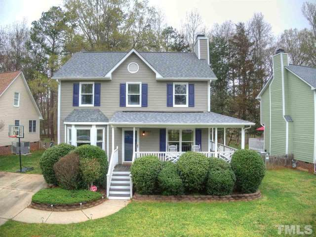 4515 Lazyriver Drive, Durham, NC 27712 (#2310459) :: Marti Hampton Team brokered by eXp Realty