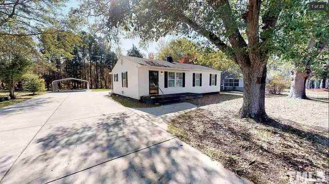 813 W Academy Street, Fuquay Varina, NC 27526 (#2310482) :: Foley Properties & Estates, Co.