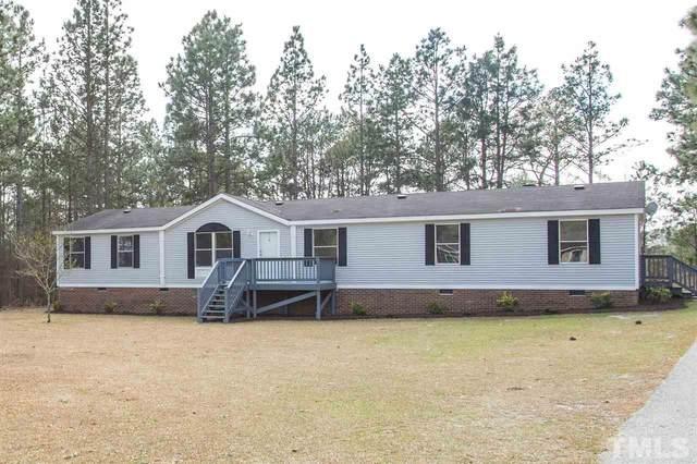 44 Pat Way Lane, Lillington, NC 27546 (#2310501) :: RE/MAX Real Estate Service