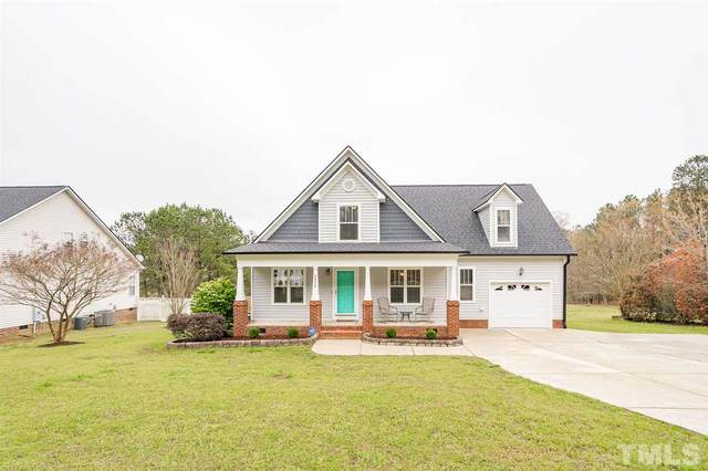 2373 Southfort Drive, Garner, NC 27529 (#2310503) :: Foley Properties & Estates, Co.