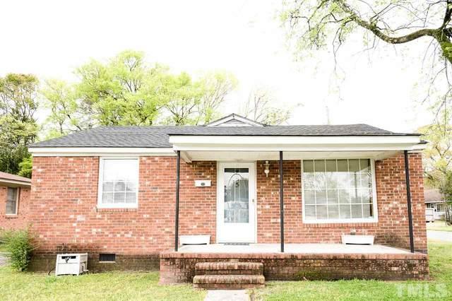 805 E Nile Street, Goldsboro, NC 27530 (#2310524) :: Raleigh Cary Realty