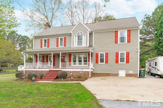 6025 Clearsprings Drive, Wake Forest, NC 27587 (#2310526) :: Foley Properties & Estates, Co.