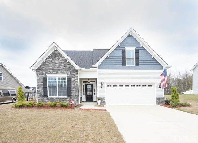 5513 Weathered Rock Court, Knightdale, NC 27545 (#2310528) :: The Jim Allen Group