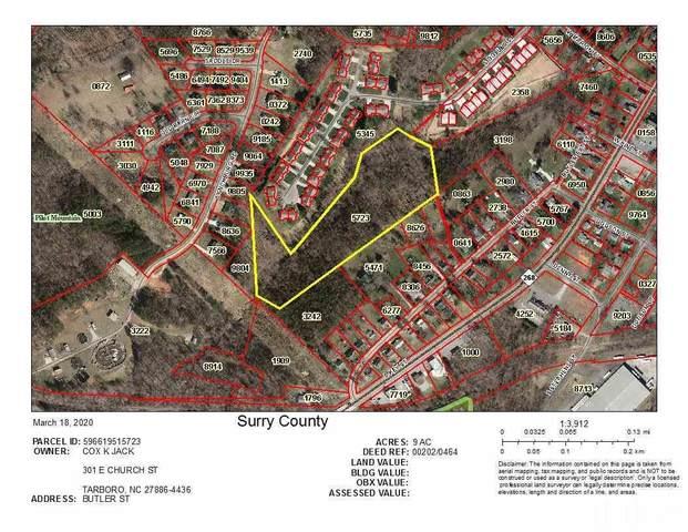 0 Butler Street, Pilot Mountain, NC 27041 (#2310532) :: Raleigh Cary Realty