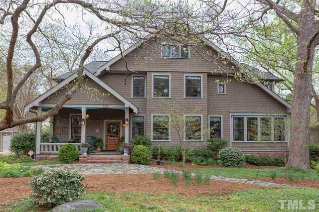 204 Glenburnie Street, Chapel Hill, NC 27514 (MLS #2310548) :: The Oceanaire Realty