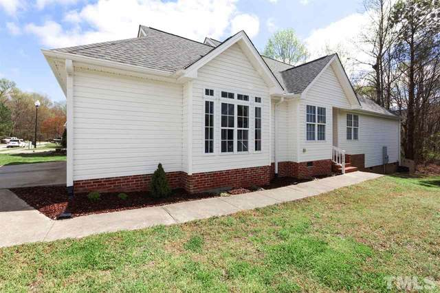 309 Occidental Drive, Holly Springs, NC 27540 (#2310552) :: Foley Properties & Estates, Co.