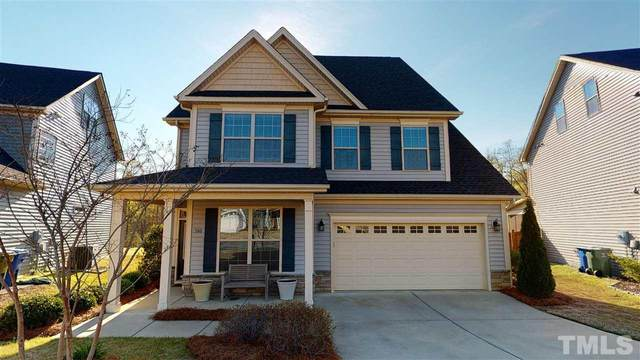 740 Lone Pine Loop, Fuquay Varina, NC 27526 (#2310562) :: Foley Properties & Estates, Co.