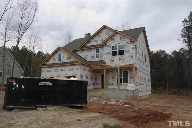 110 Lockamy Lane, Youngsville, NC 27596 (#2310576) :: The Jim Allen Group