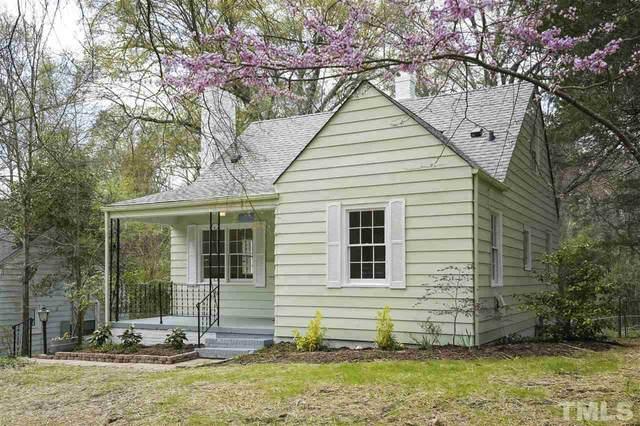 1604 James Street, Durham, NC 27707 (#2310592) :: Dogwood Properties
