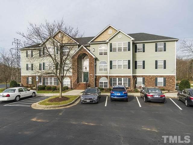 3489 Forestdale Drive 3D, Burlington, NC 27215 (#2310594) :: The Jim Allen Group