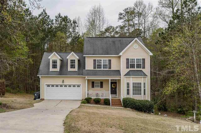 7 Golden Creek Trail, Wendell, NC 27591 (#2310598) :: The Jim Allen Group