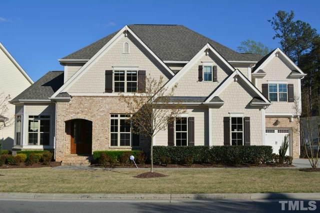 414 Parkman Grant Drive, Cary, NC 27519 (#2310601) :: Spotlight Realty