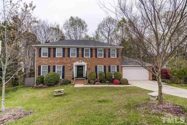 100 Lost Tree Lane, Cary, NC 27513 (#2310605) :: The Results Team, LLC