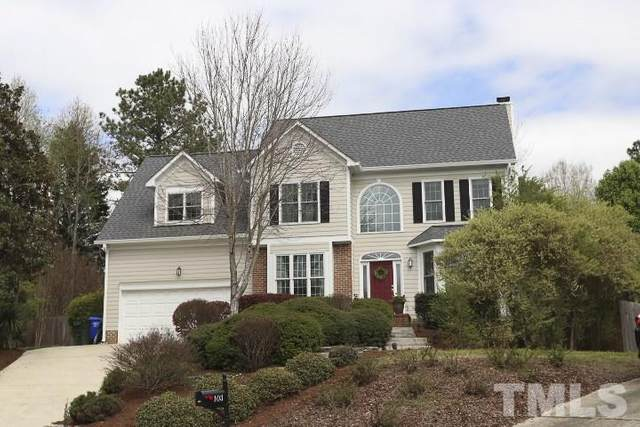 101 Pebble Springs Road, Chapel Hill, NC 27514 (#2310638) :: RE/MAX Real Estate Service