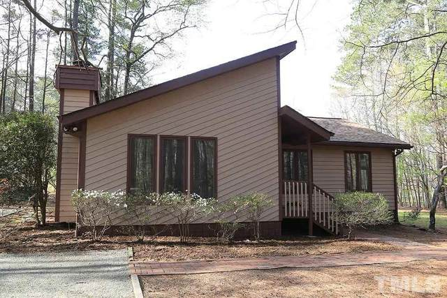 205 Northwood Drive, Chapel Hill, NC 27516 (#2310668) :: Real Estate By Design