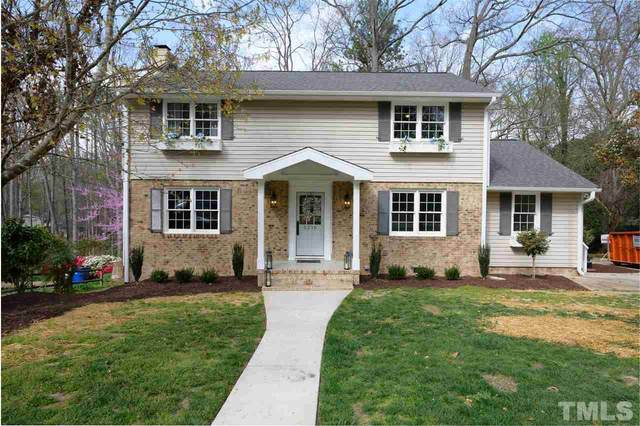 5216 Inglewood Lane, Raleigh, NC 27609 (#2310675) :: Dogwood Properties