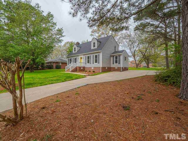 404 W Sycamore Street, Zebulon, NC 27597 (#2310681) :: Foley Properties & Estates, Co.