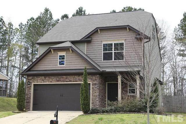 4937 Stonewood Pines Drive, Knightdale, NC 27545 (#2310694) :: Foley Properties & Estates, Co.