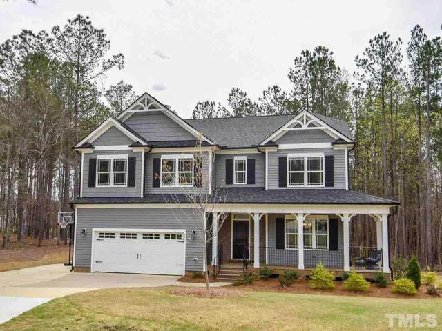 391 Glamorgan Drive, Clayton, NC 27517 (#2310705) :: RE/MAX Real Estate Service