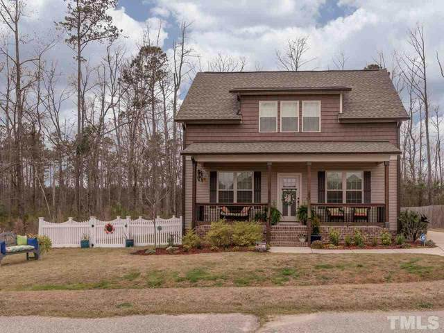34 Hanford Drive, Clayton, NC 27527 (#2310709) :: RE/MAX Real Estate Service