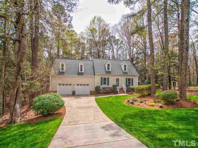 4001 Bamburgh Lane, Apex, NC 27539 (#2310718) :: Foley Properties & Estates, Co.